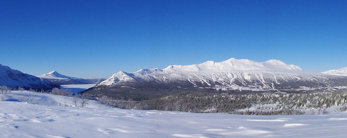Panorama Kittelfjäll