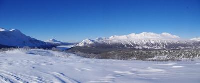 Panorama Kittelfjäll
